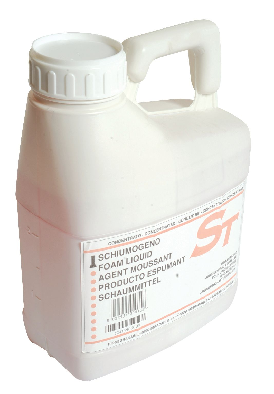 NOT SPECIFIED FOAM LIQUID-5LTR 72215