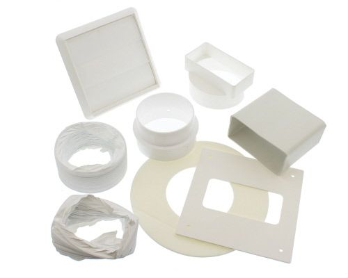 Tumble Dryer Wall Vent kit: Brick 1747
