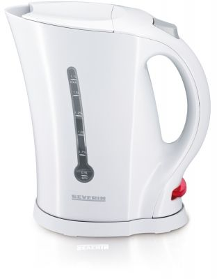 Severin WK3482 Jug Kettle White 2200W