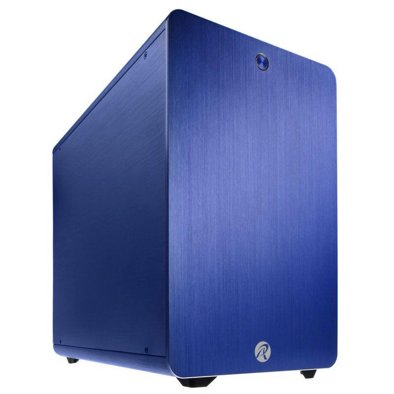 RAIJINTEK STYX CLASSIC - BLUE MICRO ATX CASE 0R200034