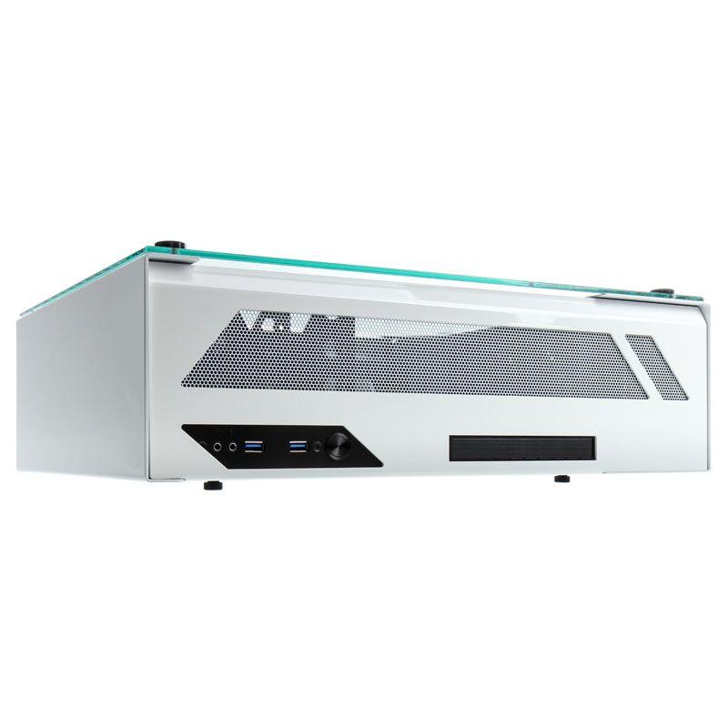 LIAN-LI PC-O5SW MINI-ITX CHASSIS - WHITE