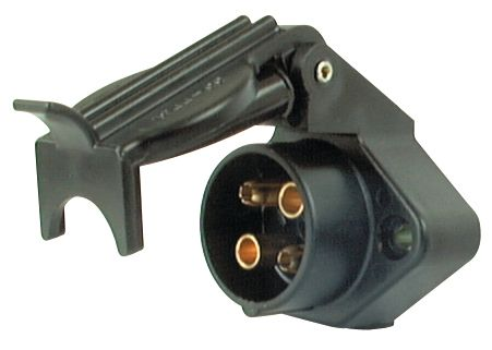 FORD NEW HOLLAND SOCKET-4 PIN FEMALE 56469