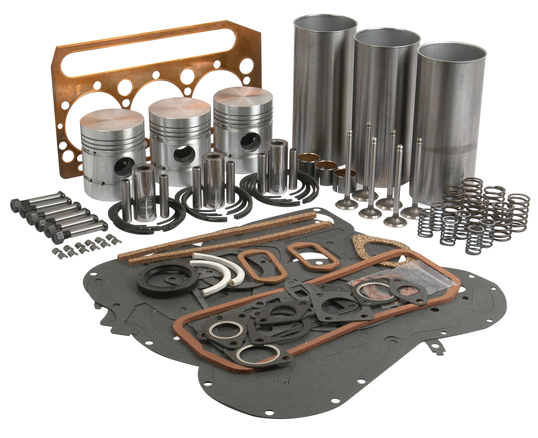 PERKINS ENGINE OVERHAUL KIT-CHROME LIN 40369