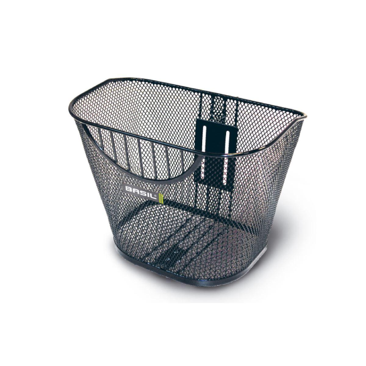 Basil Berlin Luxe Front Mesh Basket Bracket Not Included: