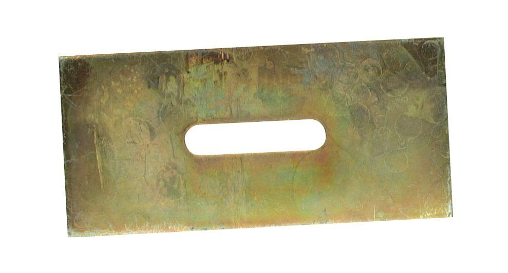 RABEWERK SCRAPER PLATE- RABEWERK 77310