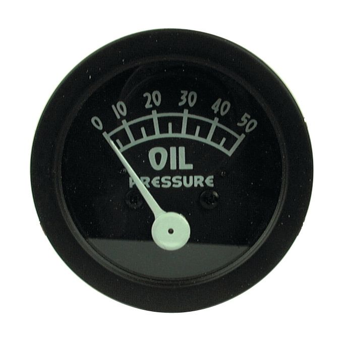 FORD NEW HOLLAND GAUGE-OIL PRESSURE 61063