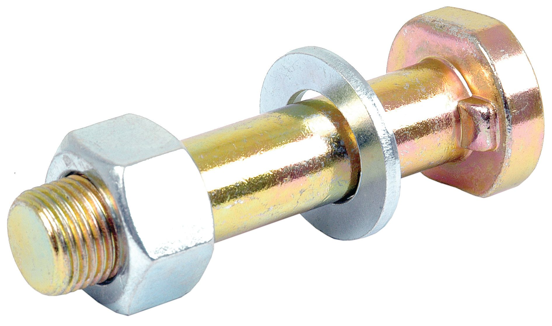 DAVID BROWN WHEEL STUD & NUT 4352