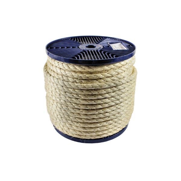 6mm x 125m Sisal Rope