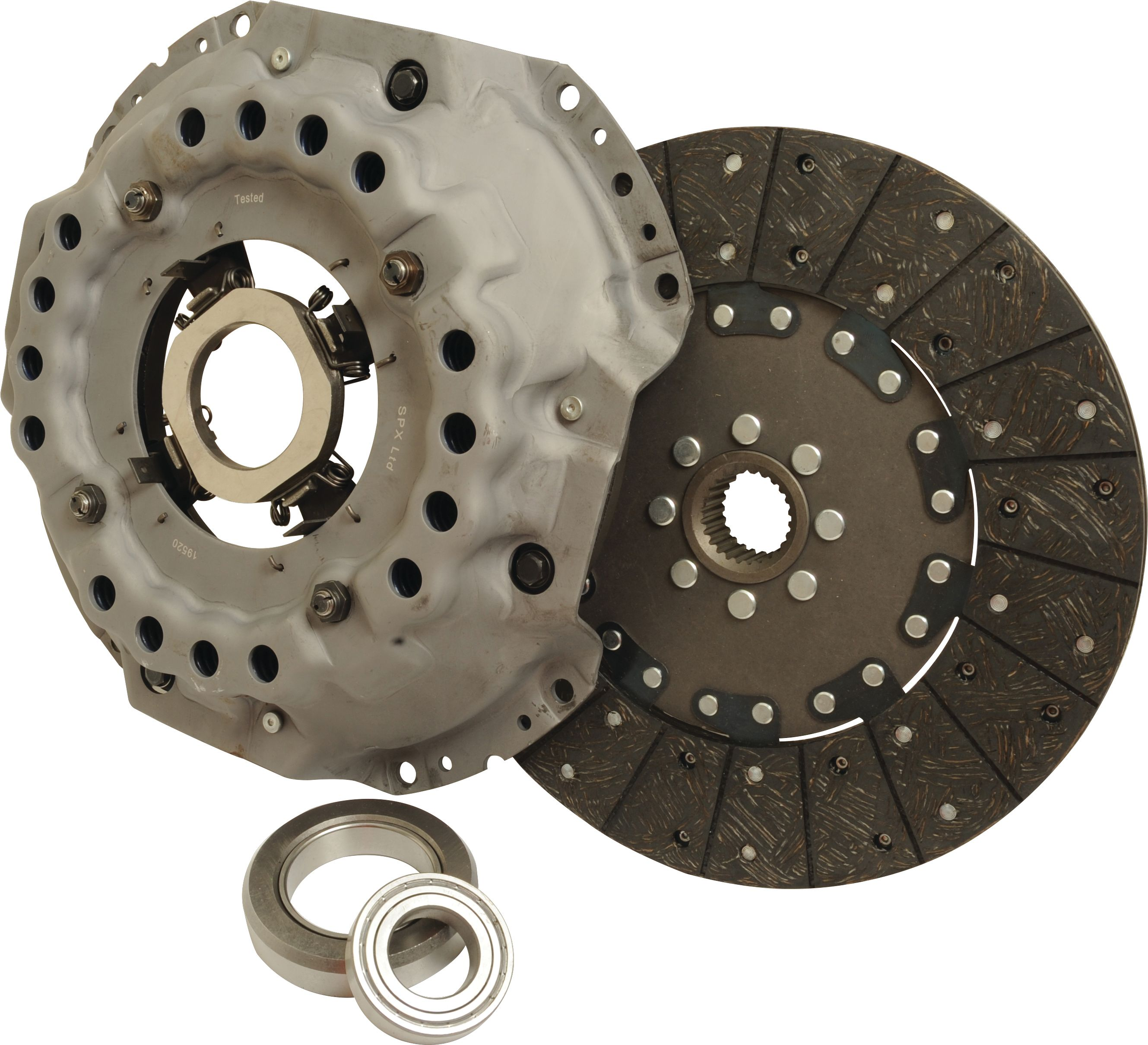 COUNTY CLUTCH KIT WITH BEARINGS 68991