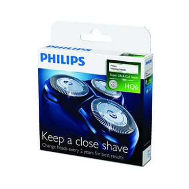 Philips Philishave Rotary Cutting Heads Z635684
