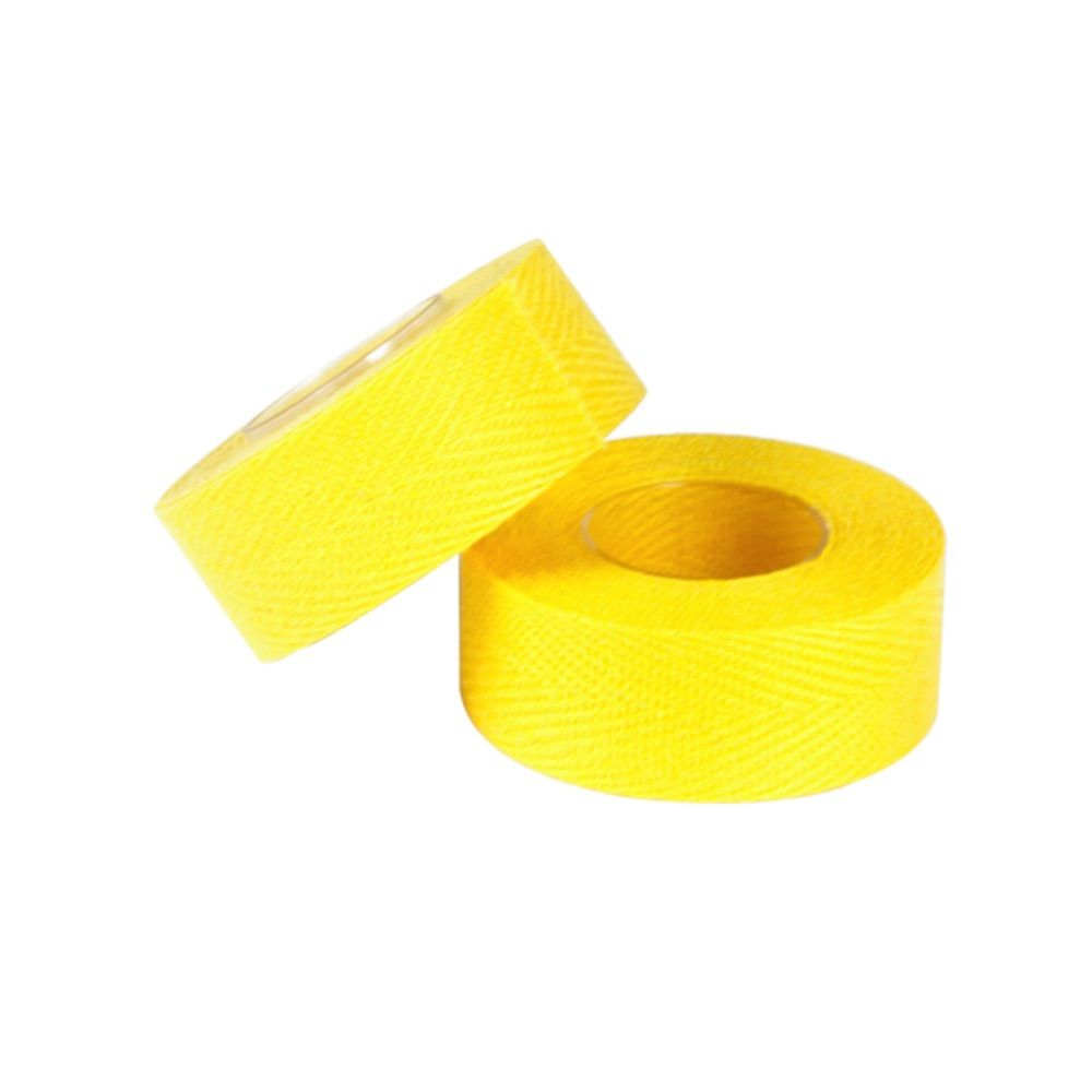 VELOX TRESSOSTAR COTTON BAR TAPE YELLOW X 10