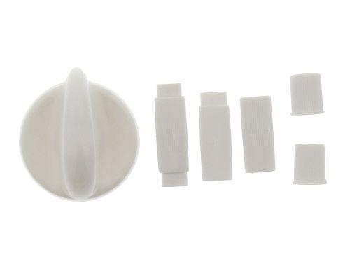 Universal Cooker Knob: White 81059