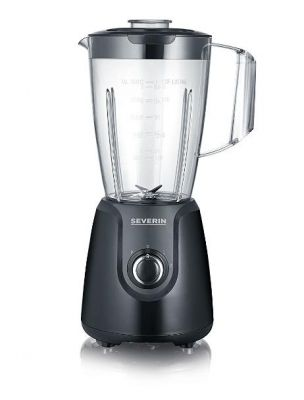 Severin SM3707 1.5L Jug Blender: Black