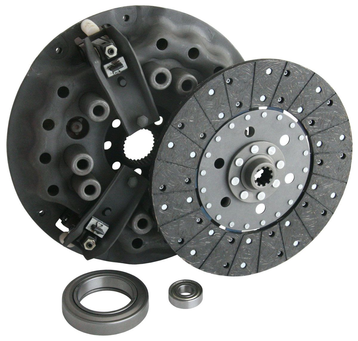 EMMARK NEW HOLLAND CLUTCH KIT DUAL 9/11(INCH) 10 SPLINE - (957E7563B)