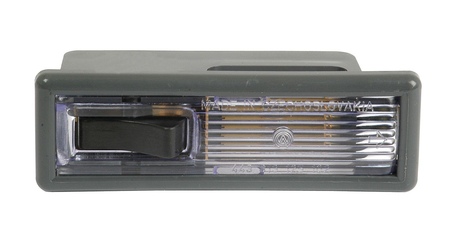 ZETOR CAB LAMP-12V 64058