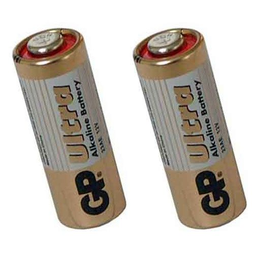 Universal Alkaline Batteries for Remote Controls (Pack of 2) Z639023