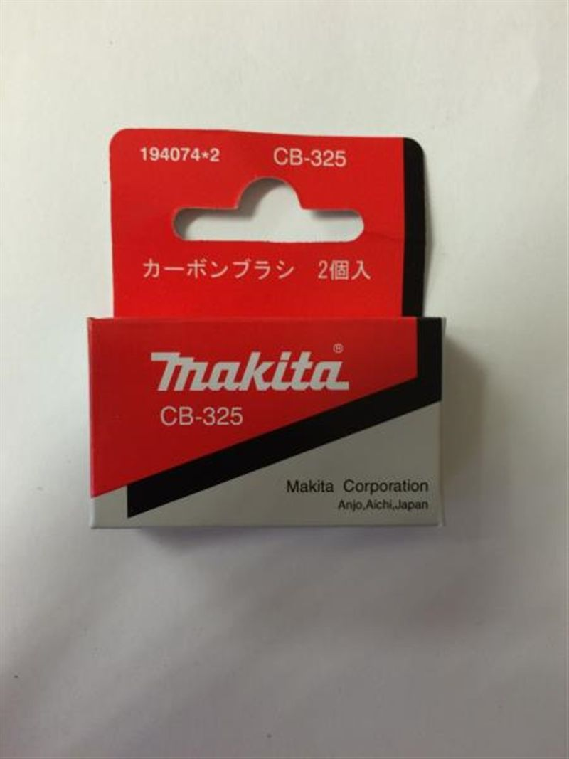 Makita Carbon Brush CB-325 9553-9555 194074-2