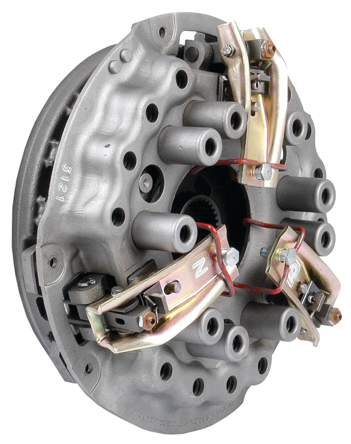 """FORD NEW HOLLAND CLUTCH FORD 9"""" / 11"""" DUAL 72740"""