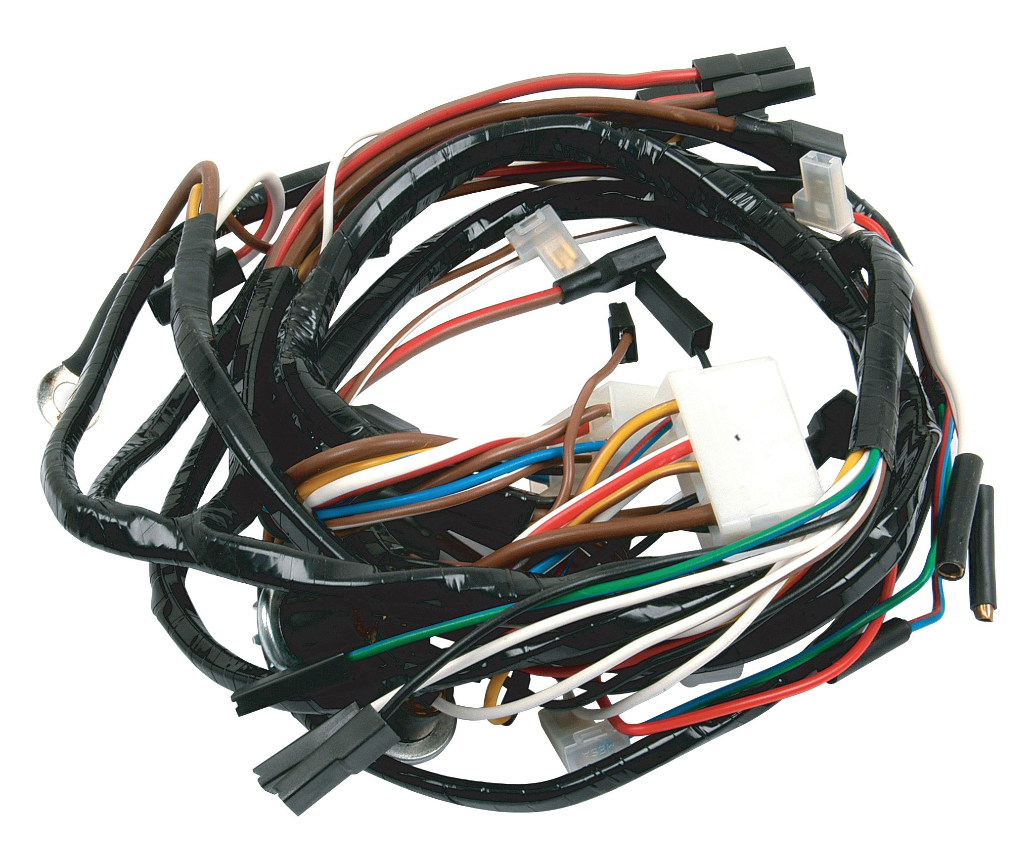 FORD NEW HOLLAND WIRING HARNESS-2/3/4000 61981