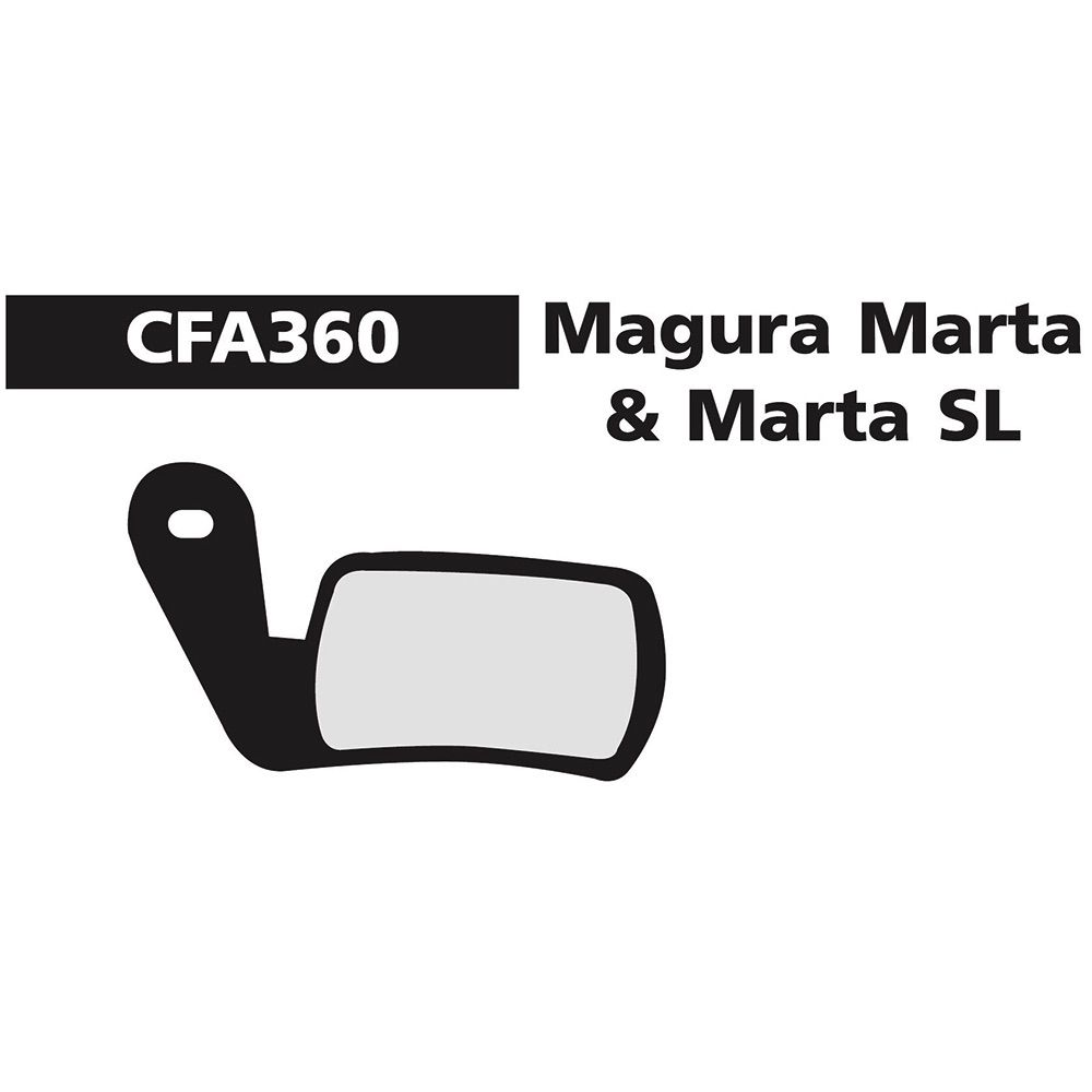 EBC EBC MAGURA MARTA/SL GREEN