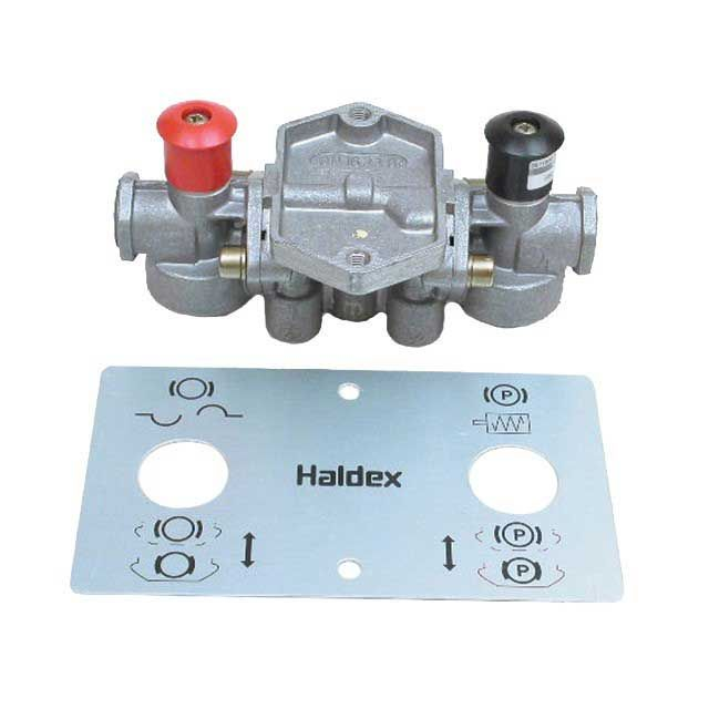 COMBINED TRAILER PARK AND SHUNT VALVE\ FOR ABS SYSTEMS\ MAX WORKING PRESSURE: BAR 8.5\ PORTS: M16X1.5 352044001.00