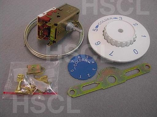 Thermostat: Ranco VXO 4192