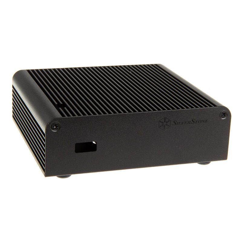 SILVERSTONE SST-PT14B-H1D2 INTEL NUC HOUSING - BLACK
