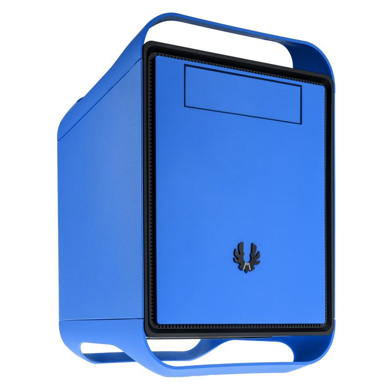 BITFENIX PRODIGY M MATX CUBE CASE - BLUE BFC-PRM-300-BBXKK-RP