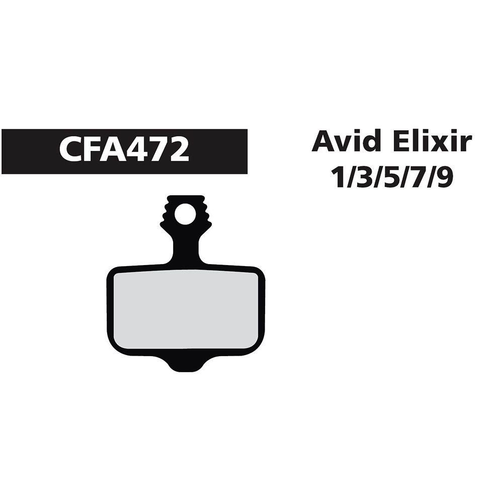 EBC EBC AVID ELIXIR RED FA472R
