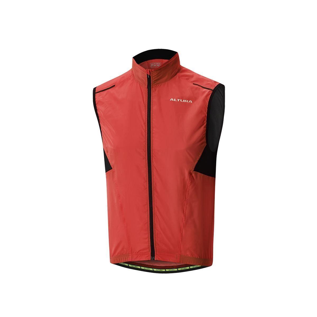 Altura Airstream Vest: Team Red Xl