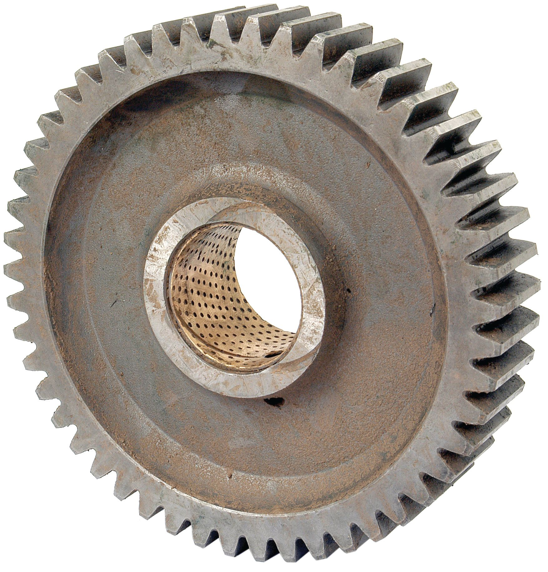FORD NEW HOLLAND GEAR-OUTPUT SHAFT