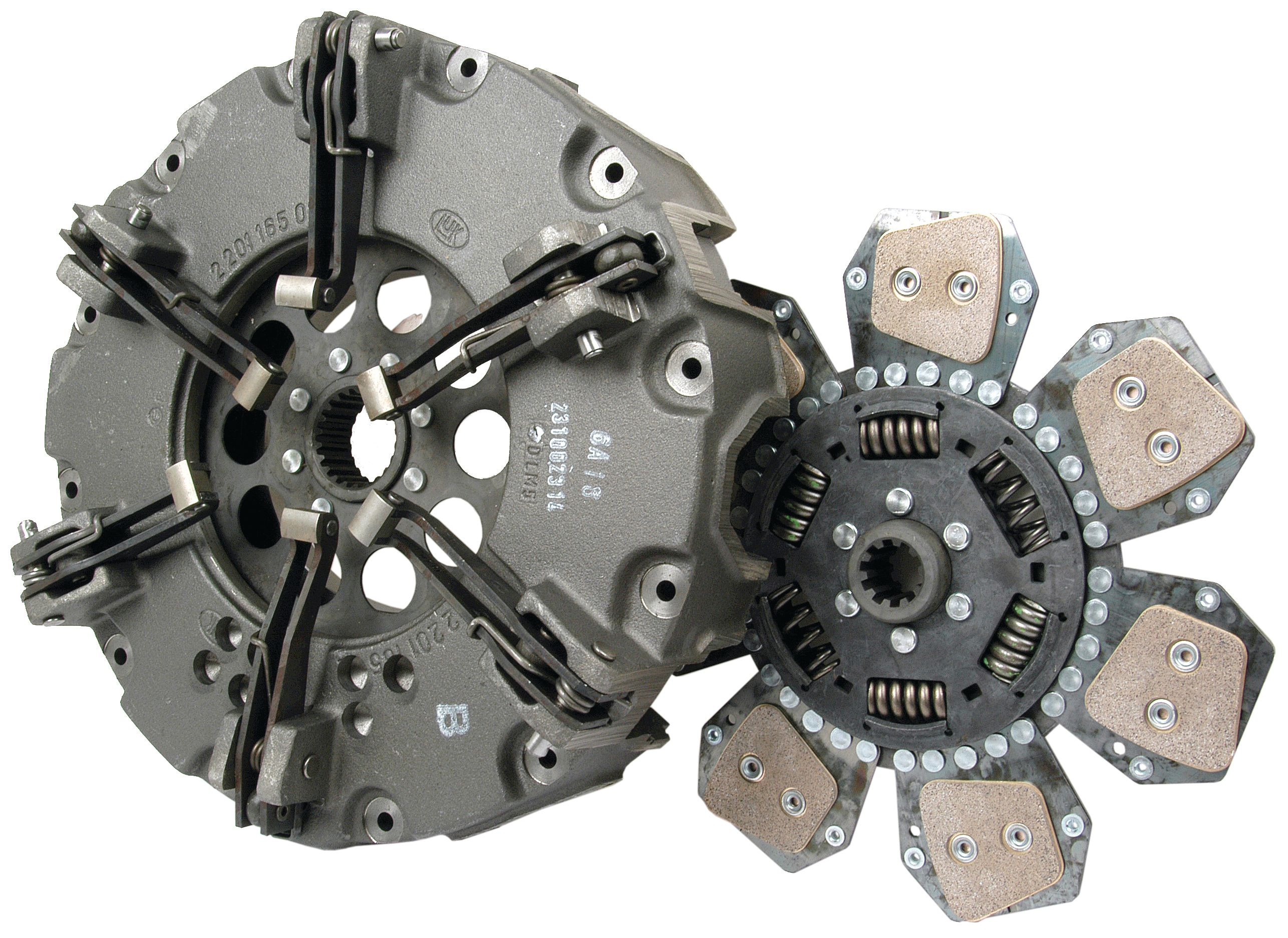 CASE IH CLUTCH KIT WITHOUT BEARINGS