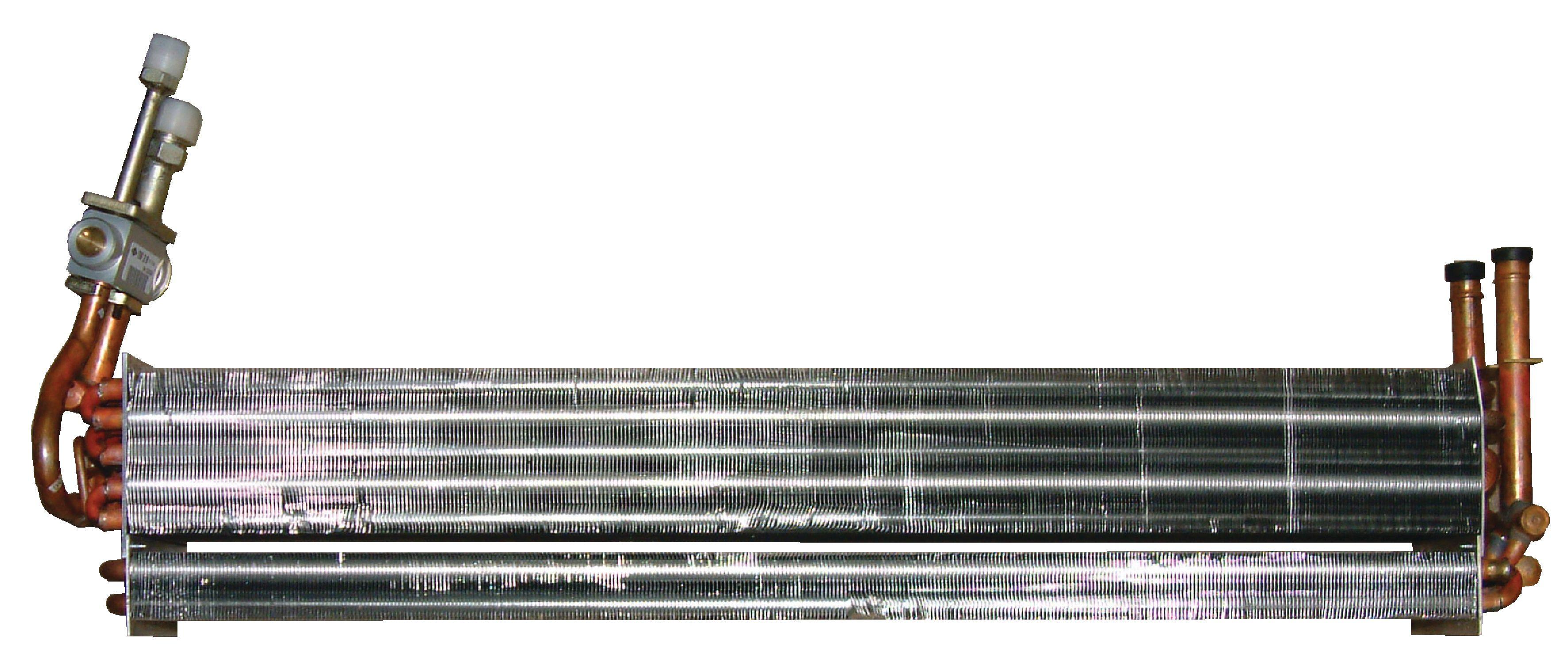 CASE IH EVAPORATOR- BLOCK TYPE A/C 106742