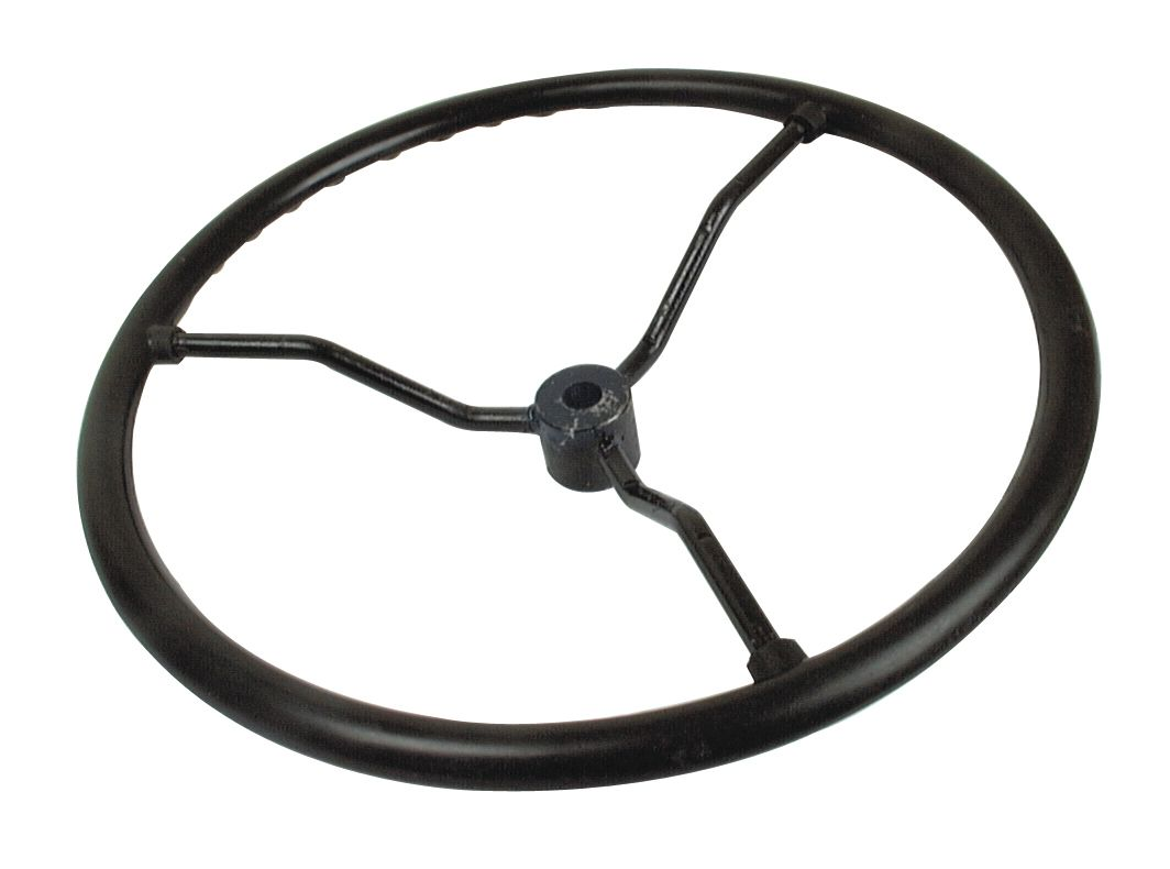 WHITE/OLIVER STEERING WHEEL 61372