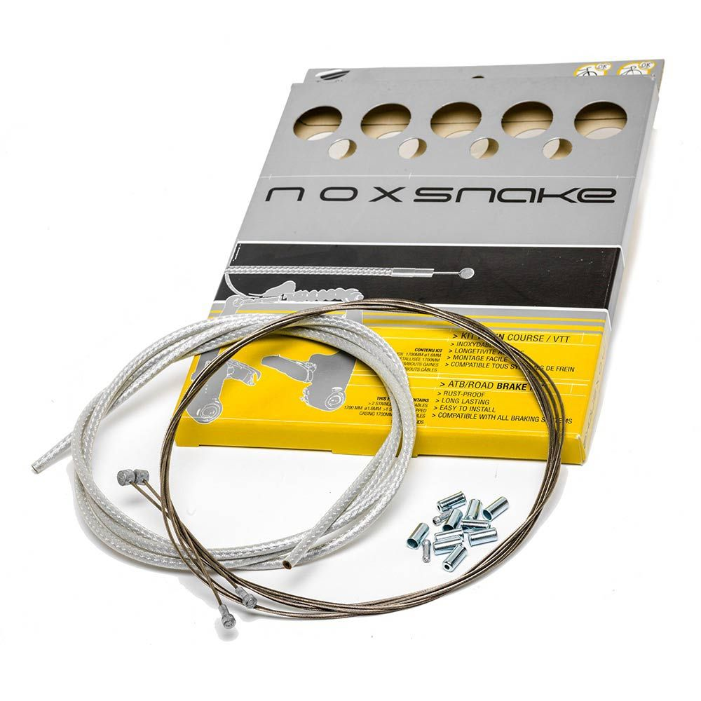 TRANSFIL NOX-SNAKE BRAKE CABLE SET