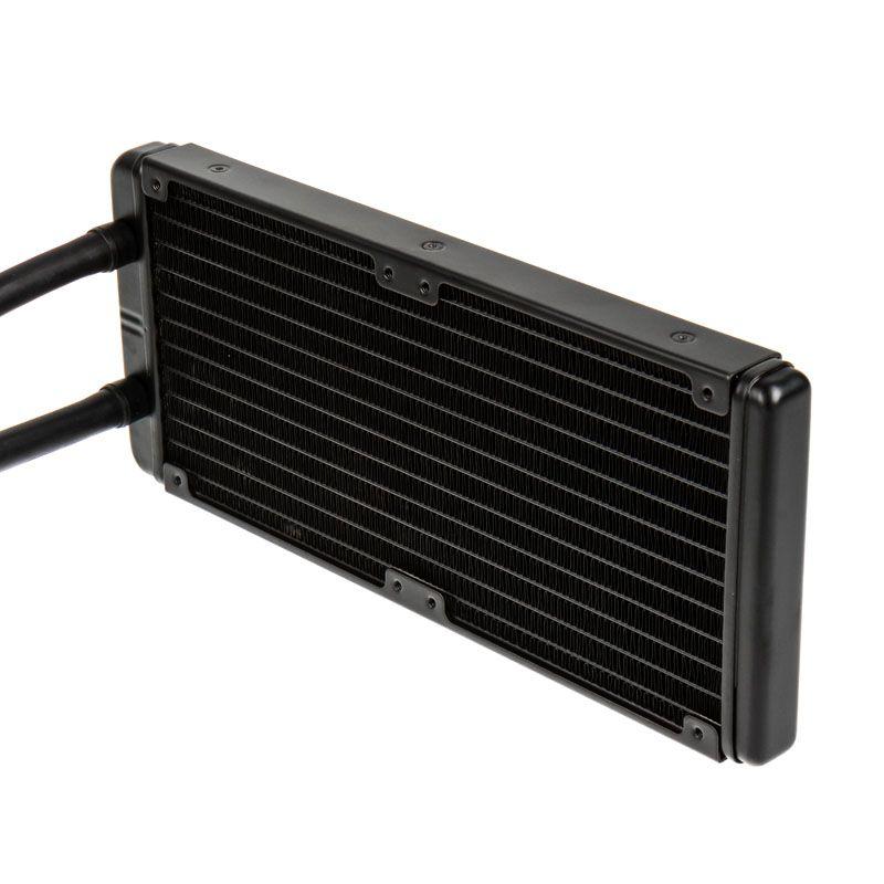 SILVERSTONE TUNDRA TD02-SLIM AIO CPU LIQUID COOLER SST-TD02-Slim
