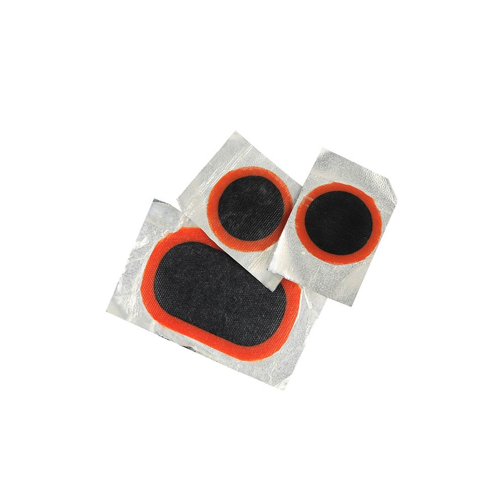 ZEFAL MIXED PUNCTURE REPAIR PATCHES (SET OF 8) ZPR402