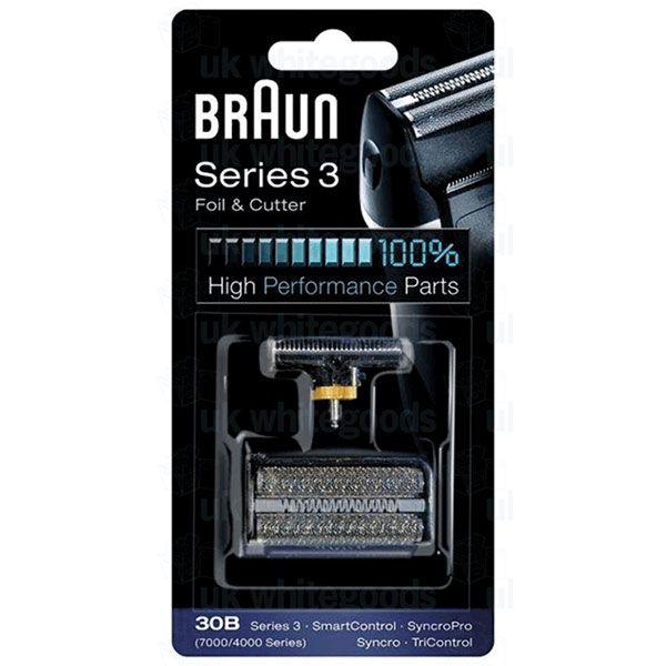 Braun 30B 7000/4000 Foil & Cutter Pack Z632499