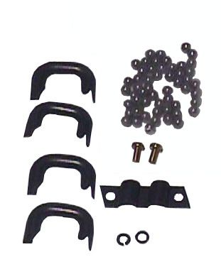 CASE STEERING BALL & TUBE KIT 70582