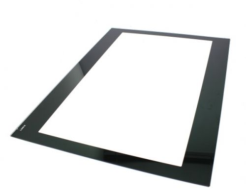 Oven Door Glass: Beko Whirlpool BEK290440376