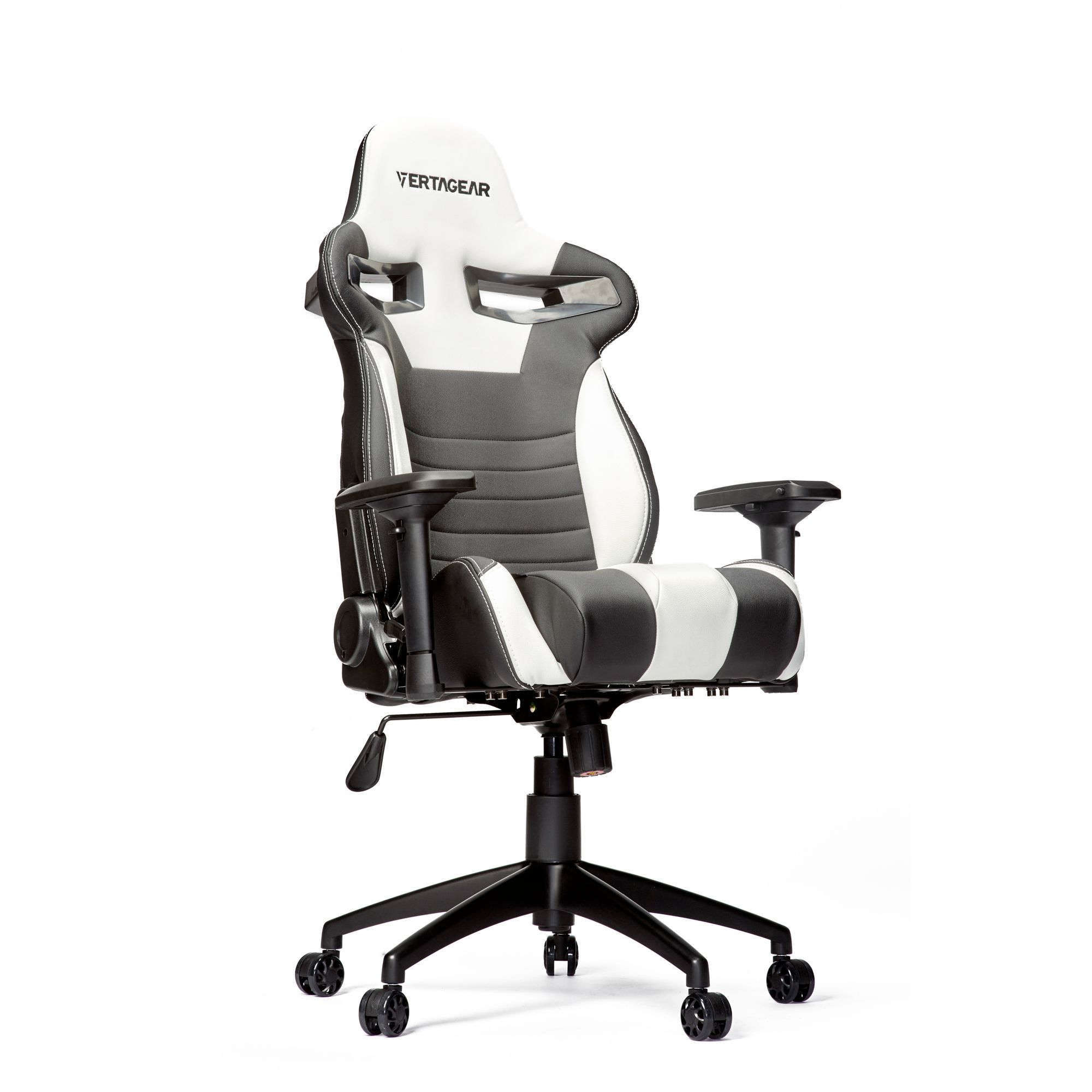 VERTAGEAR RACING SERIES S-LINE SL4000 REV. 2 GAMING CHAIR BLACK/WHITE EDITION VG-SL4000_WT