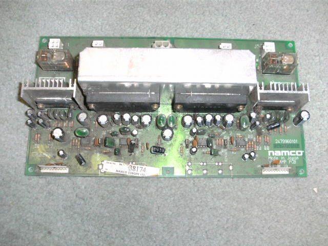 V185 AMP PCB V185AMPPCB