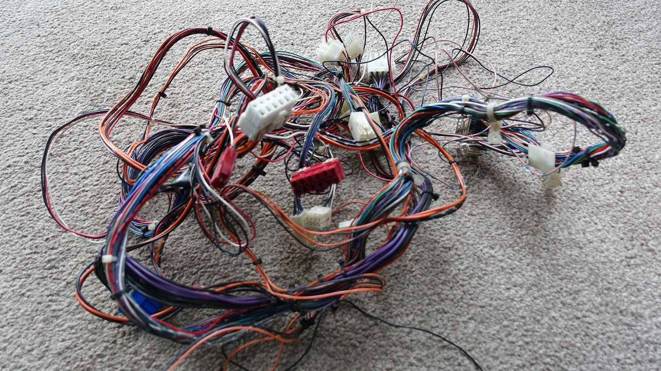 RACING JAM DX WIRING HARNESS