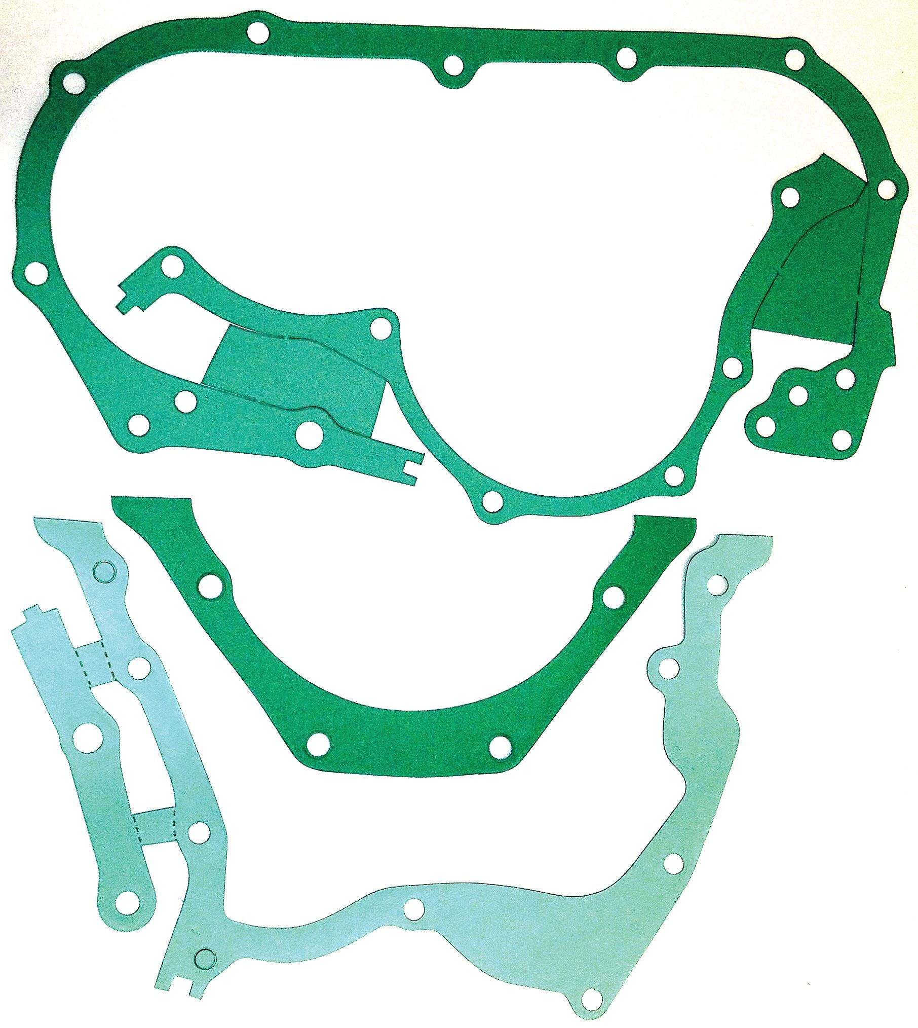 ALLIS CHALMERS TIMING COVER-GASKET SET