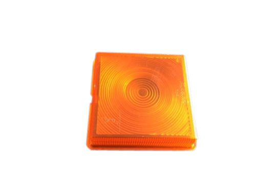 JCB PARTS REAR LIGHT AMBER LENS  700/17701