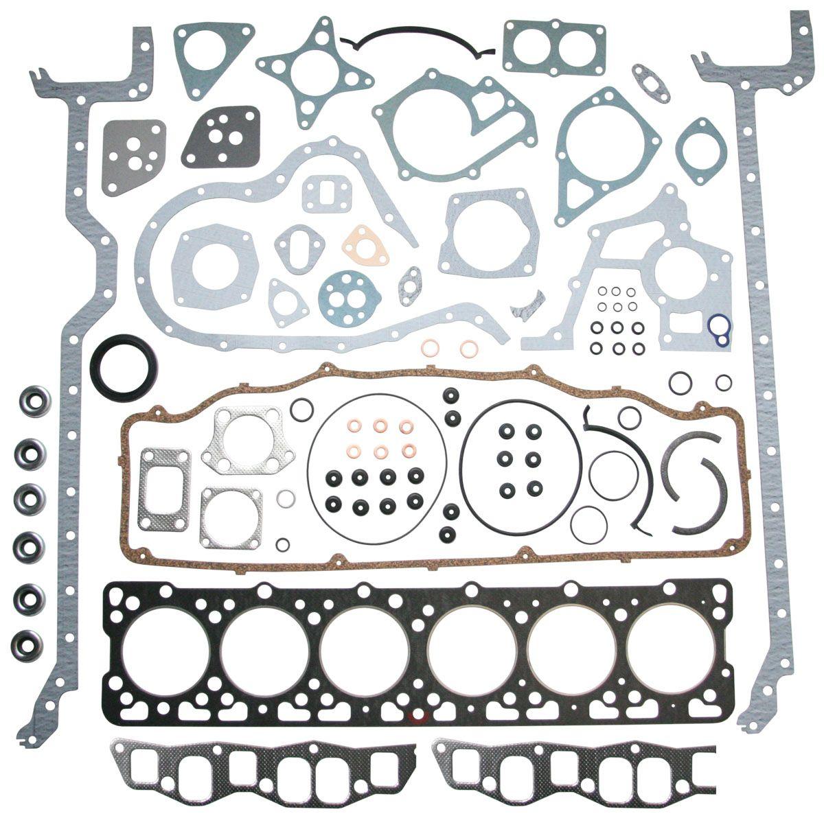 EMMARK INDUSTRIAL GASKET SET, COMPLETE - (GN510826F6008DA)