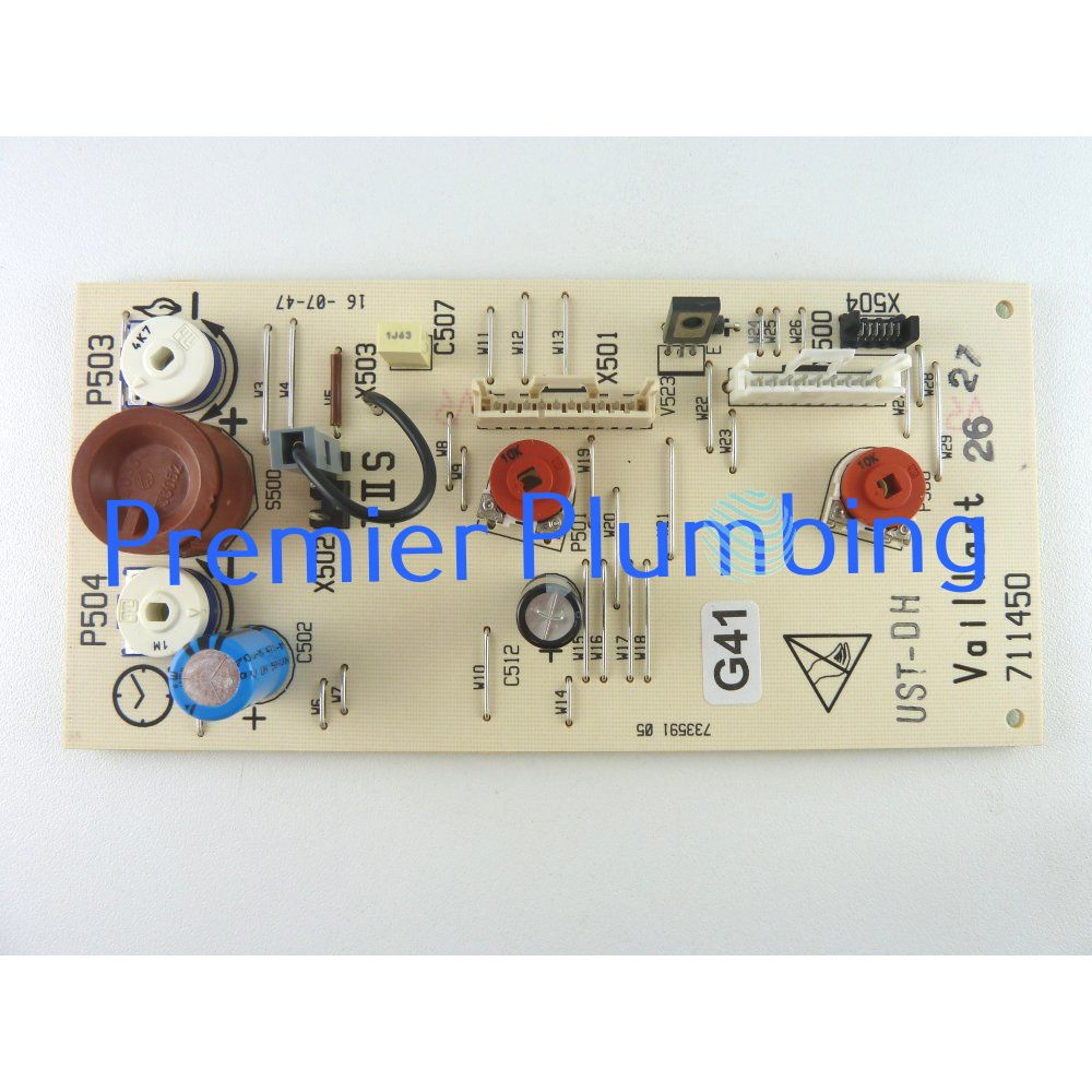 VAILLANT PRINTED CIRCUIT 130390