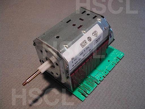 Timer: WM: Electrolux Zanussi