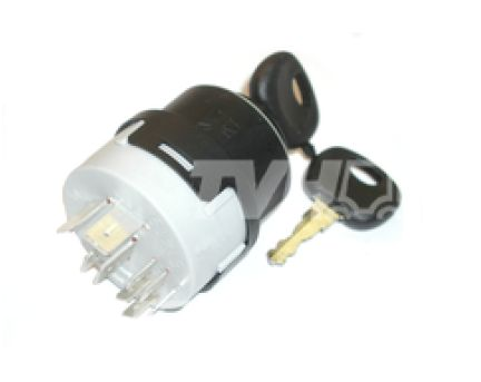 IGNITION SWITCH (9 CONNECTIONS)