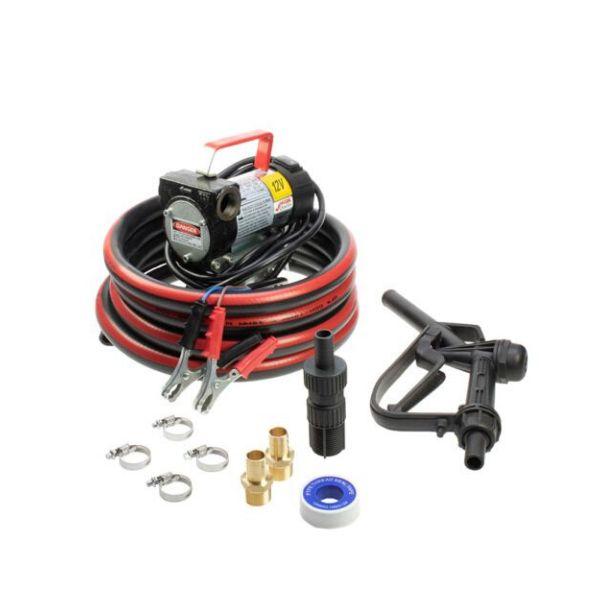 12V Self Priming Diesel and GasOil Transfer Pump Kit